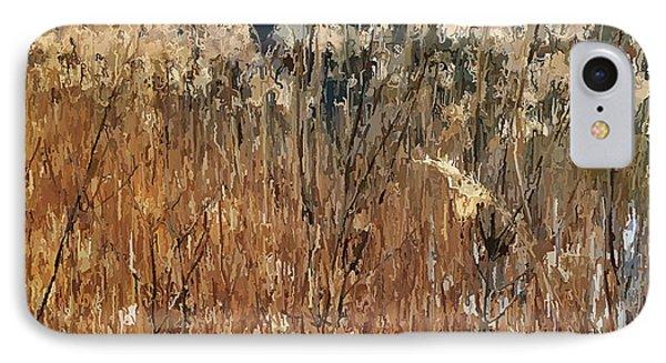 Lake Grass IPhone Case by Yury Malkov
