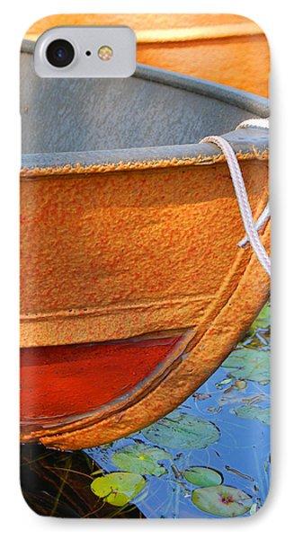 Lake Hopatcong Boat IPhone Case