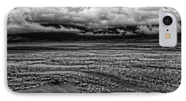 IPhone Case featuring the photograph Lake Isabella Drought by Hugh Smith