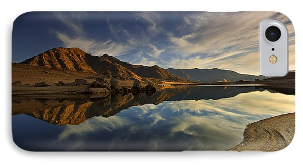IPhone Case featuring the photograph Lake Isabella  Mg_8082 by David Orias