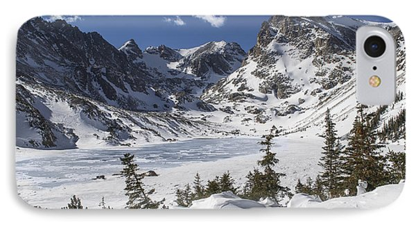 Lake Isabelle Phone Case by Aaron Spong