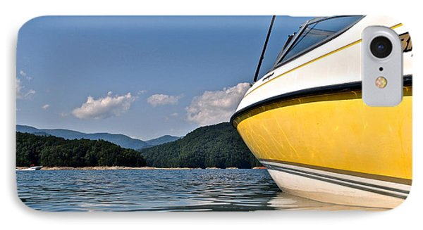 Lake Jocassee Phone Case by Frozen in Time Fine Art Photography