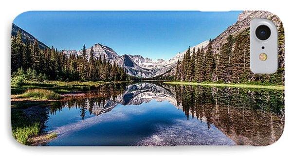 Lake Josephine IPhone Case by Aaron Aldrich