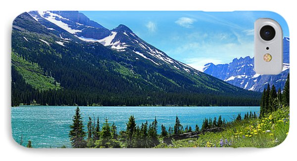 Lake Josephine IPhone Case by Marty Fancy