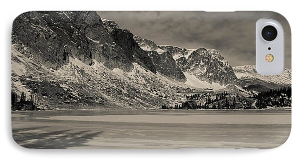 Lake Marie IPhone Case