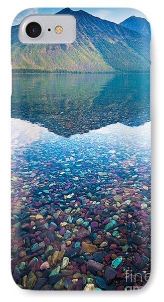 Lake Mcdonald IPhone Case