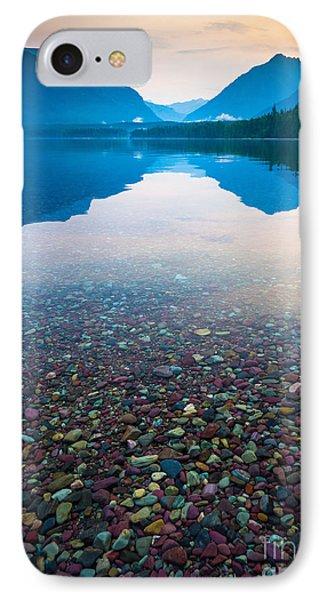 Lake Mcdonald Serenity IPhone Case