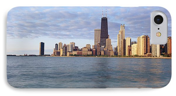 Lake Michigan Chicago Il IPhone Case by Panoramic Images