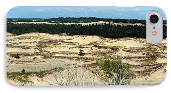 Lake Michigan Hills And Dunes IPhone Case by Michelle Calkins
