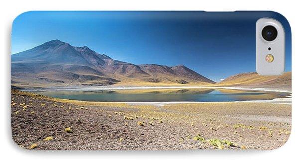 Lake Miscanti IPhone Case by Peter J. Raymond