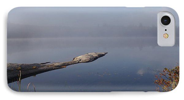 IPhone Case featuring the photograph Lake Monster by Sheila Byers