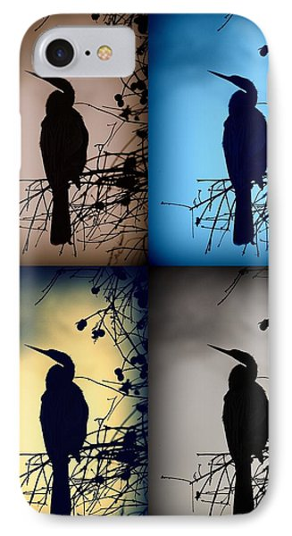 Lake Morton Collage IPhone Case by Laurie Perry
