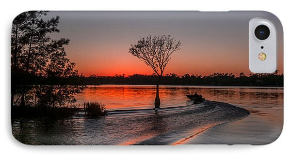 IPhone Case featuring the photograph Lake Moultrie by RC Pics
