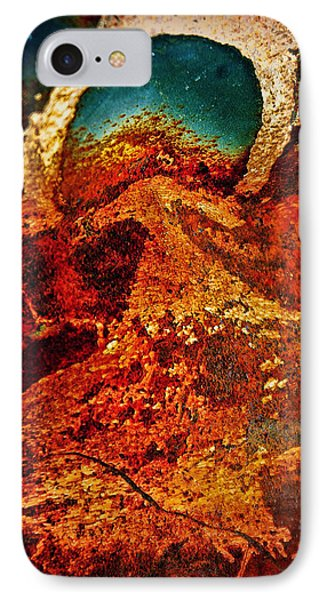 Lake Of Lava IPhone Case