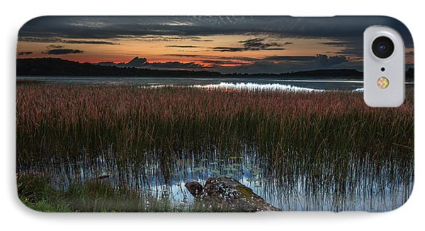 Lake Of The Goddess IPhone Case by Tim Bryan