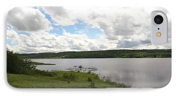 IPhone Case featuring the photograph Lake Of The Prairies by Ryan Crouse