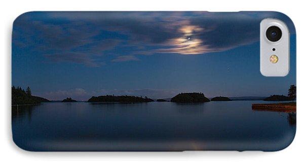 Lake Of The Stranger IPhone Case by Tim Bryan