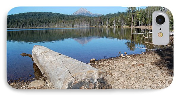 IPhone Case featuring the photograph Lake Of The Woods 3 by Debra Thompson