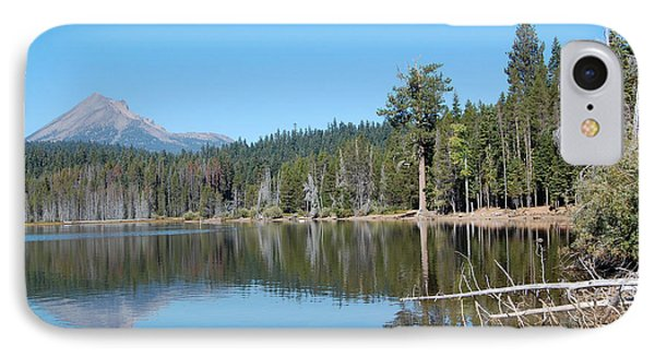 IPhone Case featuring the photograph Lake Of The Woods 4 by Debra Thompson