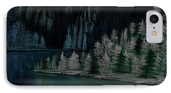 Lake Of The Woods Phone Case by Barbara St Jean