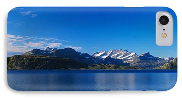 Lake On Mountainside, Sorfolda, Bodo IPhone Case