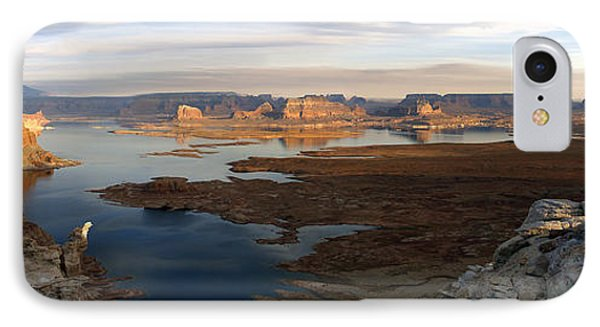 Lake Powell From Alstrum Pt Pan 2 IPhone Case