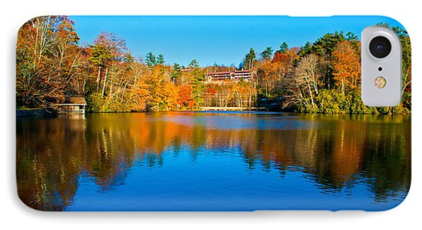 IPhone Case featuring the photograph Lake Reflections by Alex Grichenko