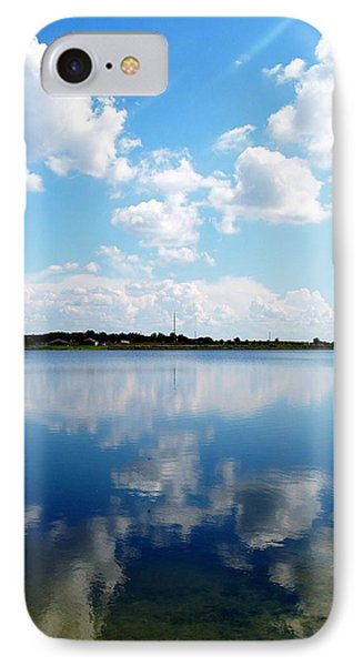 IPhone Case featuring the photograph Lake Sears 000 by Chris Mercer