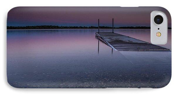Lake Shaokatan IPhone Case by Aaron J Groen