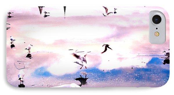 Lake Sonata IPhone Case by HweeYen Ong