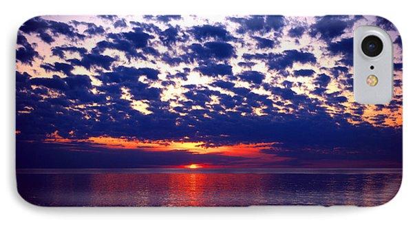 Lake Superior Sunset Phone Case by Tim Hawkins