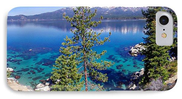 Lake Tahoe Beauty IPhone Case by Scott McGuire