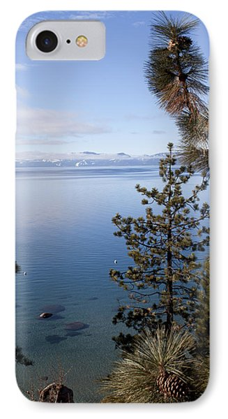 Lake Tahoe IPhone Case by Ivete Basso Photography