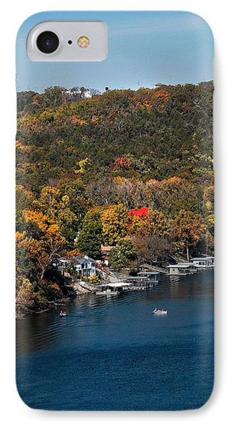 IPhone Case featuring the photograph Lake Taneycomo by Lena Wilhite