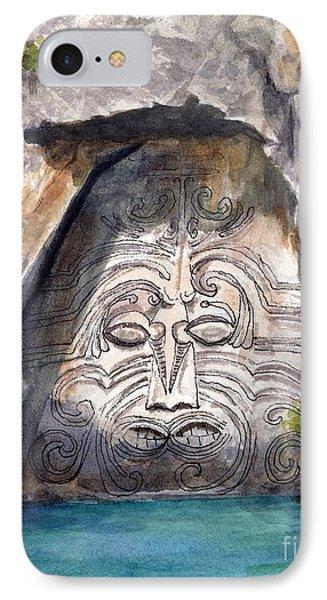 Lake Taupo IPhone Case