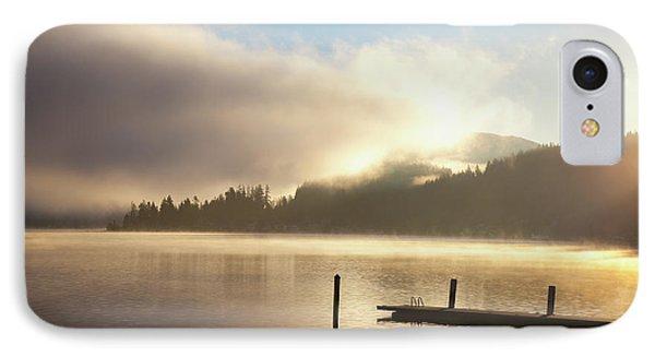 Lake Whatcom At Sunrise  Bellingham IPhone Case