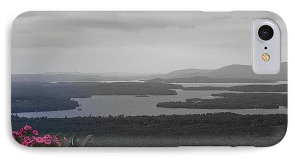 Lake Winnipesaukee      Sold IPhone Case by Marcia Lee Jones