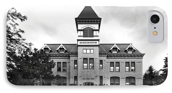 Lakeland College Old Main Hall Phone Case by University Icons