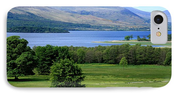Lakes Of Killarney - Killarney National Park - Ireland IPhone Case by Aidan Moran