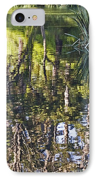 IPhone Case featuring the photograph Lakeshore Reflections by Kate Brown