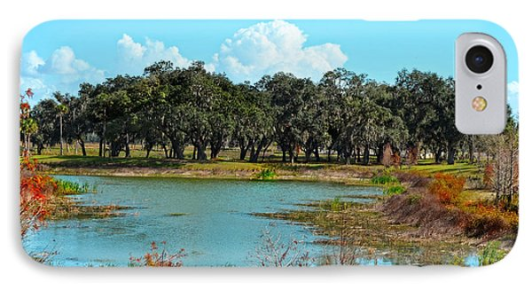 Lakeside In Sumter County IPhone Case
