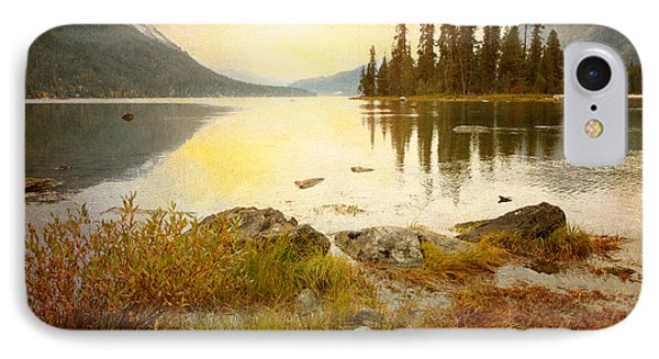 Lakeview IPhone Case by Beve Brown-Clark Photography