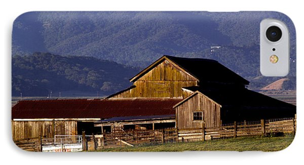 Lakeville Barn Phone Case by Bill Gallagher