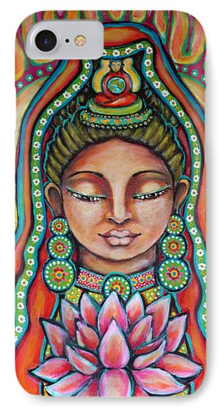 Lakshmi IPhone Case by Shelley Bredeson