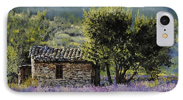 Lala Vanda IPhone Case by Guido Borelli