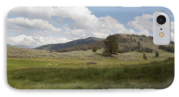 IPhone Case featuring the photograph Lamar Valley No. 2 by Belinda Greb