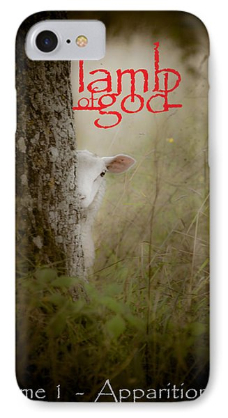 Lamb Of God Book Cover Phone Case by Loriental Photography