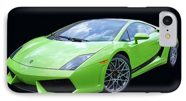 Lambourghini Salamone  Phone Case by Allen Beatty