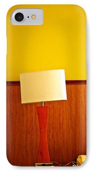 Lamp And Desk Phone Case by Jess Kraft