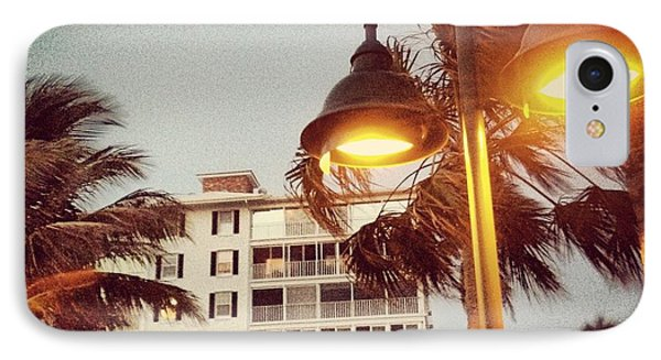 Lamppost IPhone Case by K Simmons Luna